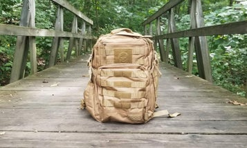 Review: the SOG Ninja daypack is at home in both the field and the office