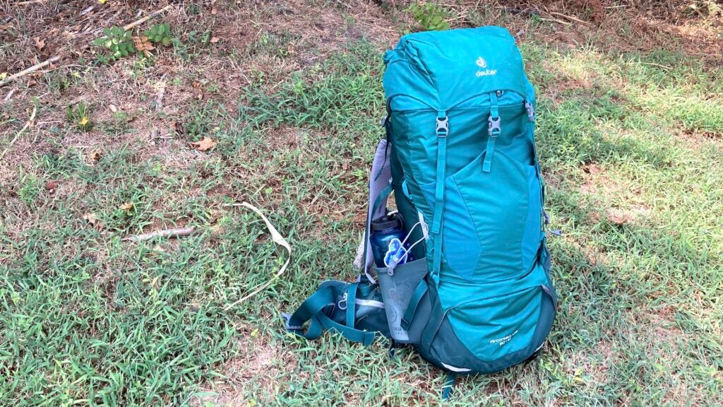 Review: the Deuter AirContact Lite 50+10 backpack is a breathable lightweight dream