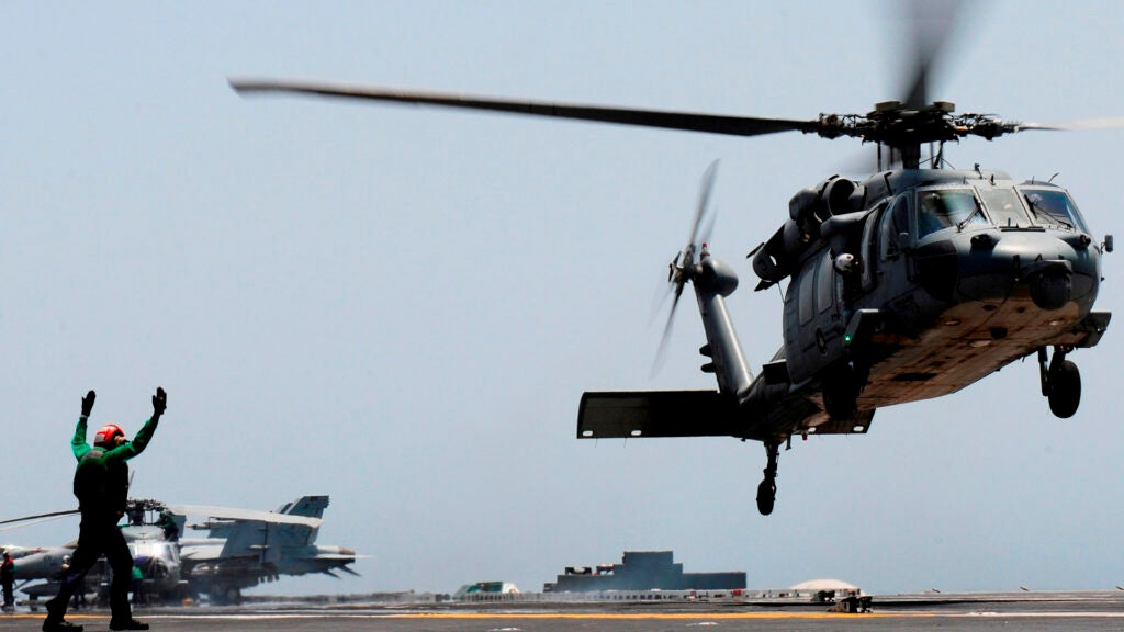 The Navy's deadly helicopter crash is a tragic reminder that troops die off the battlefield too
