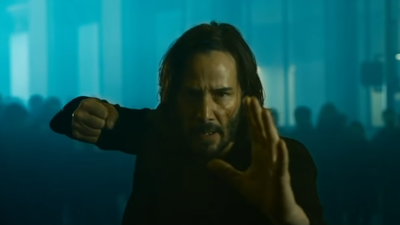 If Keanu Reeves doesn't do some 'John Wick' sh*t in 'Matrix 4' it'll be a misfire of epic proportions