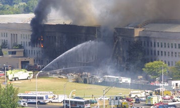 Point of impact: An untold story of escape from the Pentagon on 9/11 and the Forever Wars that followed