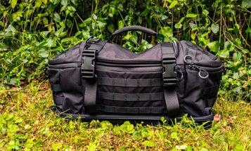 Review: the Eberlestock Bang Bang range bag makes shooting trips easy