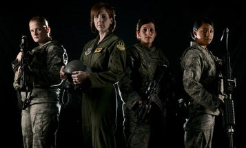 Air Force finds one-third of female airmen have been sexually harassed