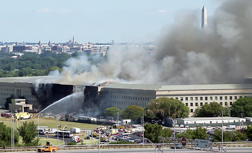 'This is not an exercise' — What it was like inside the Pentagon during the 9/11 terror attacks