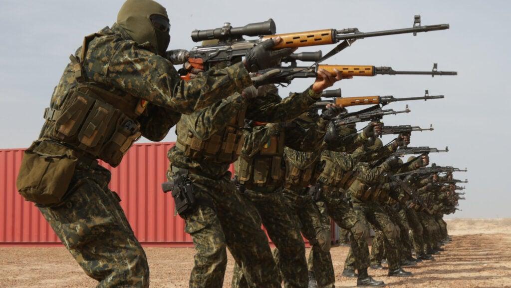 Guinea Armed Forces begin Flintlock 2020