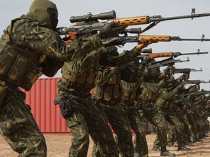 US suspends military support to Guinea after Special Forces-trained troops launch coup on their day off