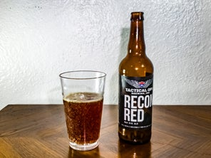 Review: Tactical Ops Brewing's Recon Red is a competent red ale, but is that all?