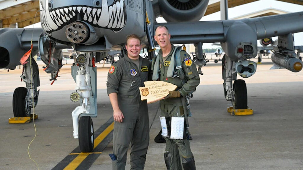 The most experienced A-10 pilot in history explains how to be ready for anything