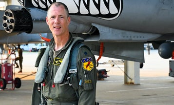 'I love flying the A-10' — This man has BRRRT'd longer than anybody in history