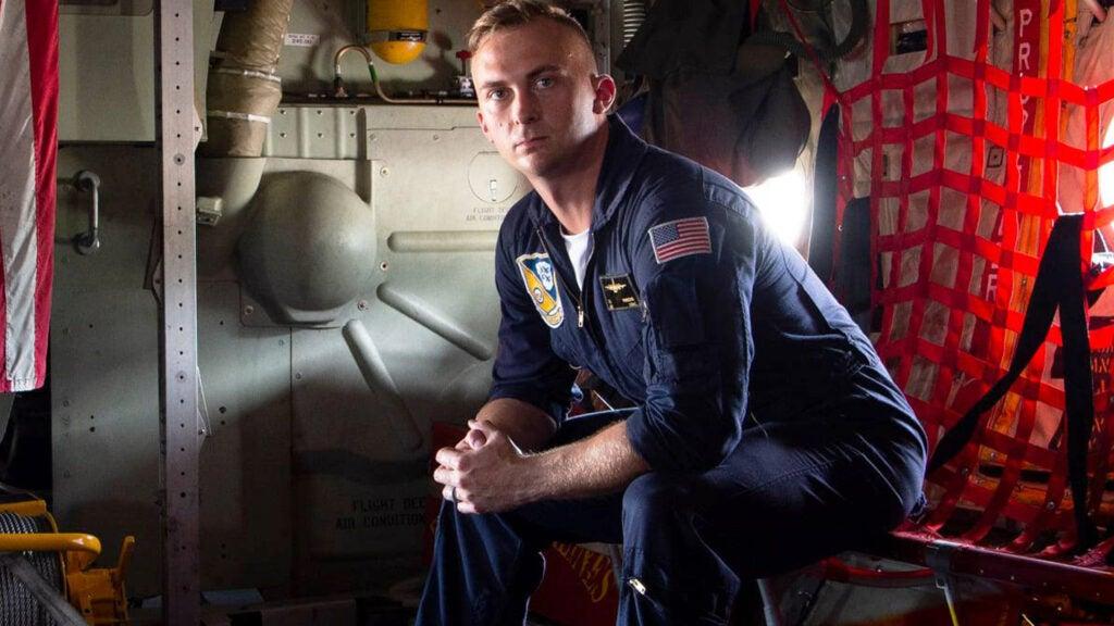 Marine Sgt. Zachary Parsons