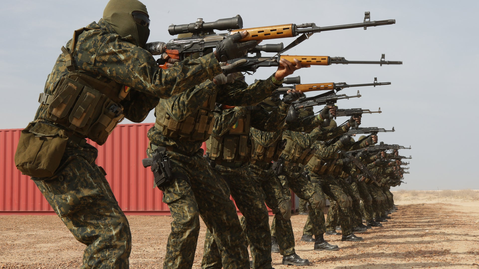 Army Special Forces won't support Guinea after coup