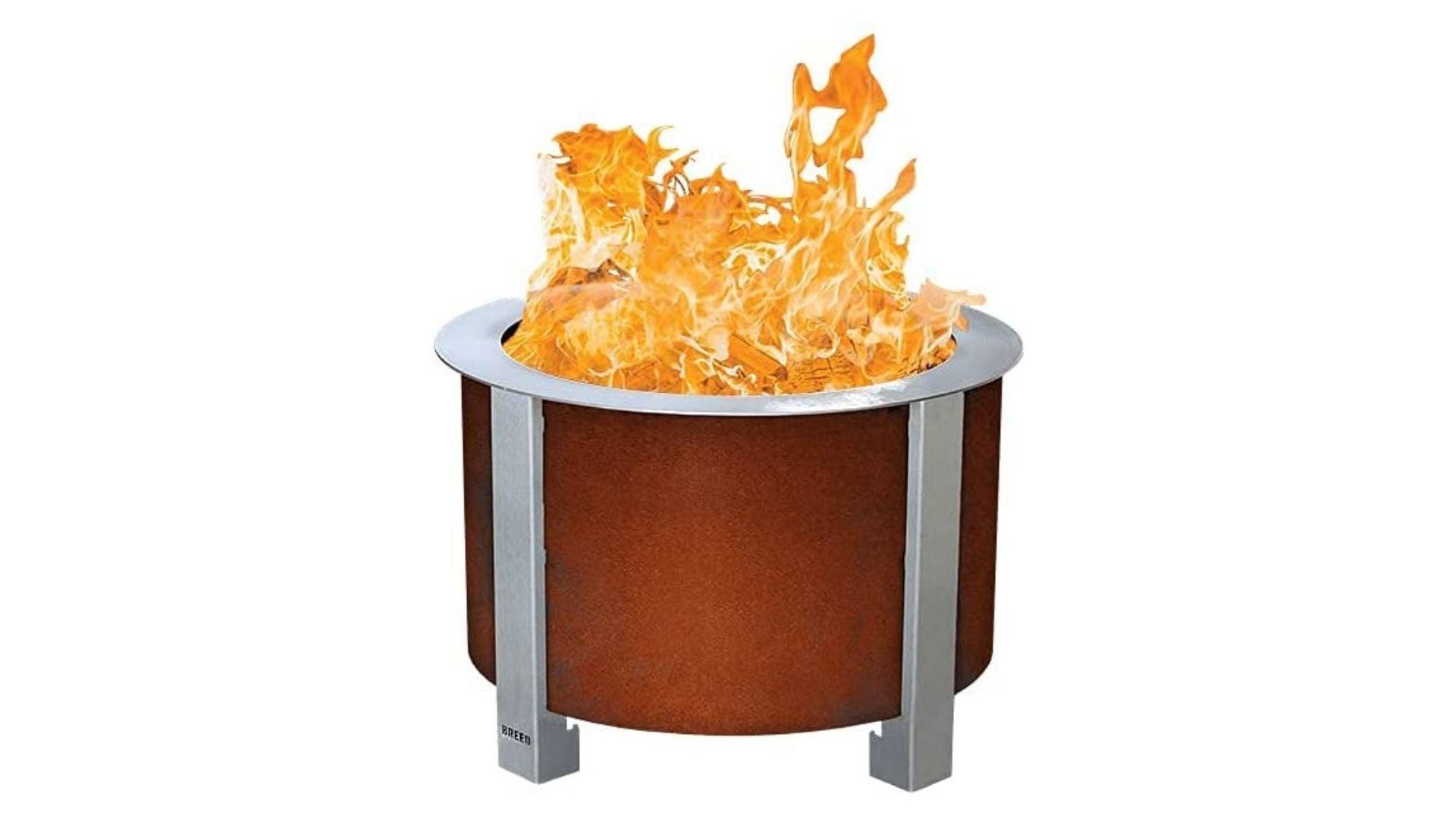 Breeo X Series Smokeless Fire Pit