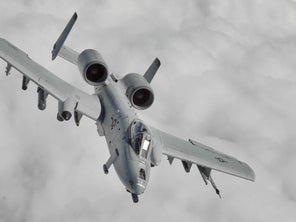 The Air Force tried to kill the A-10 by clipping its wings and starving it of parts