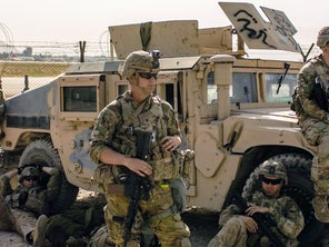 How a few good 'Bastards' from the Army National Guard helped secure the Kabul airport