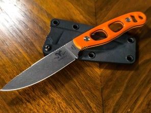 Review: the Argali Carbon Knife goes whole-hog — literally