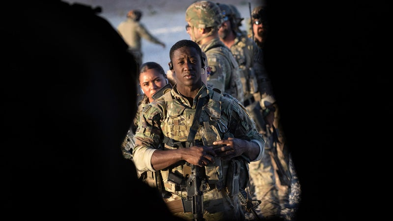 US troops are still in Syria and nobody can give a good answer as to why