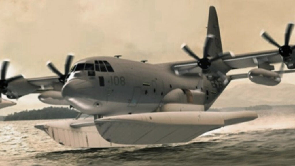 The Air Force wants to turn the C-130 into a floating commando wagon