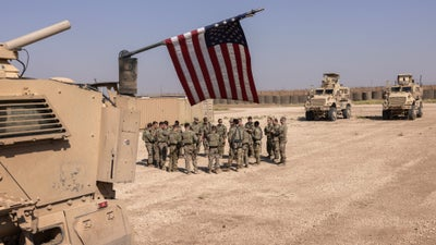 Attack on US troops in Syria underscores that America is still very much at war