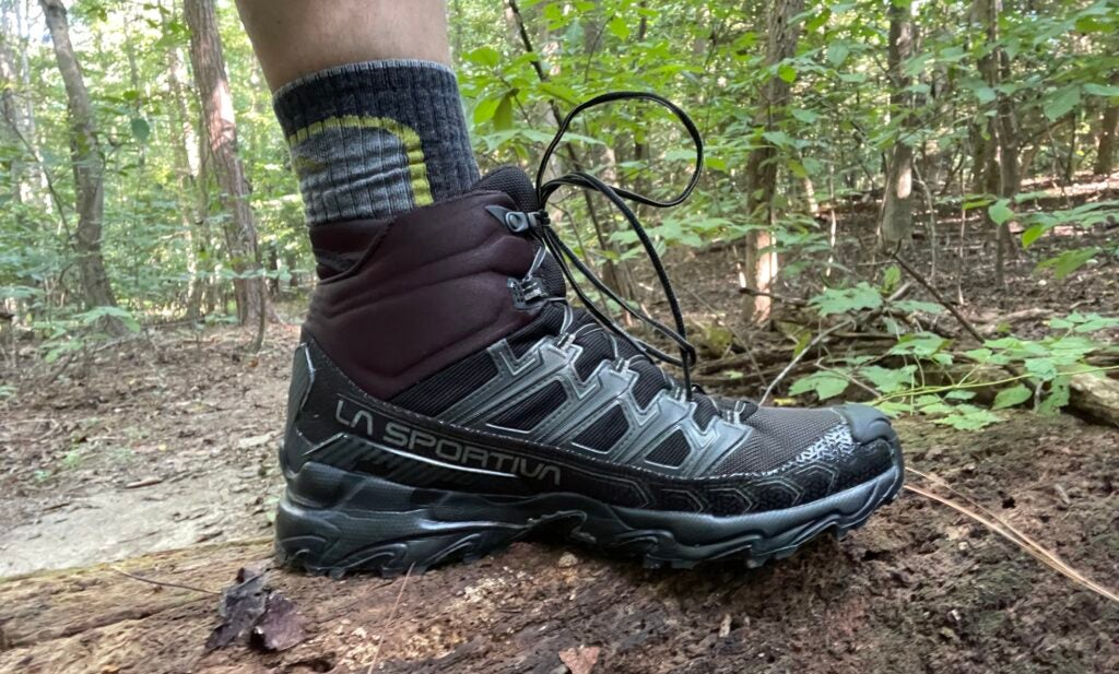 Review: Fighting the morass with La Sportiva Ultra Raptor II Mid GTX hiking boots