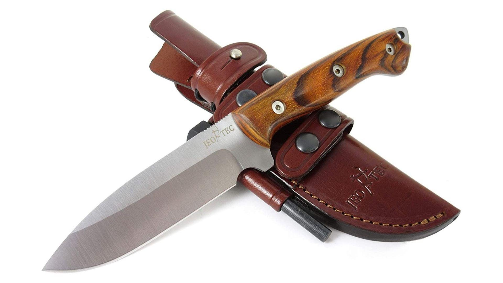 JEO-TEC Nº29 Bushcraft Survival Knife