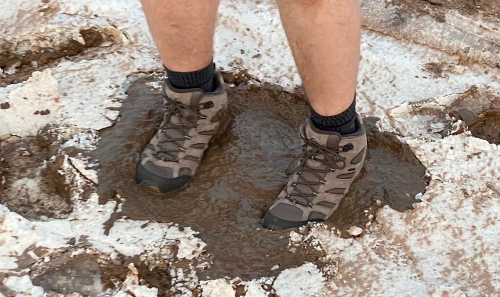 Review: Mucking around in the Merrell MOAB 2 Mid Waterproof hiking boots