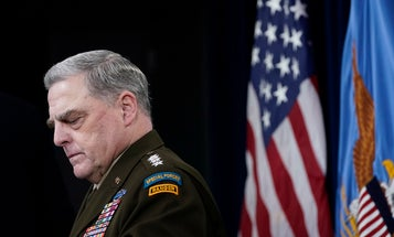 How Mark Milley became America's most politicized general