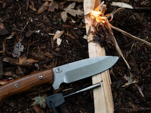 Review: the Jeo-Tec No. 29 bushcraft survival knife is the real deal in a forest of wannabes