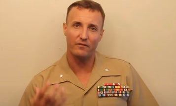 This Marine officer wants to charge a general with 'dereliction of duty' over Afghanistan