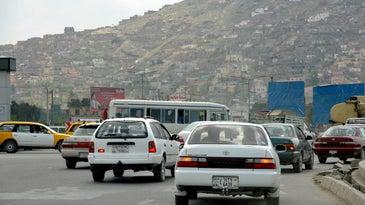 AFGHANISTAN-UNREST-TRANSPORT