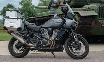 Harley-Davidson just built a new motorcycle and the Pentagon is missing out