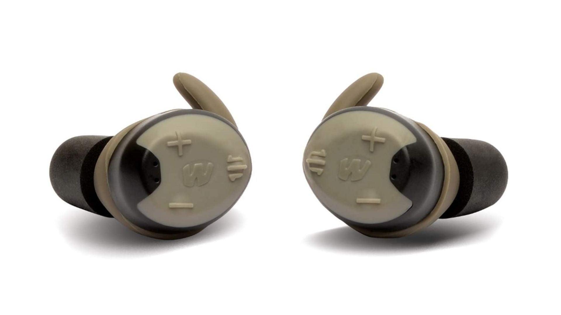 Walker's Silencer Bluetooth Digital Earbuds