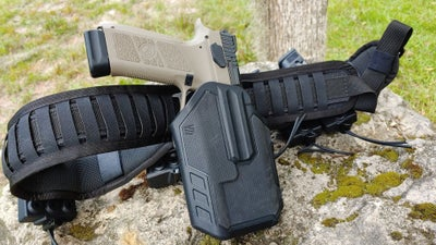 Review: Hands-on with the Blackhawk Omnivore holster