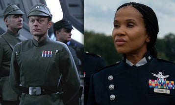 The Space Force leans into 'Galactic Empire' chic with new dress uniform design