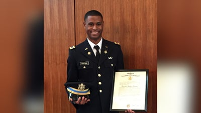 He was murdered days after starting his Army career. A technicality is keeping him out of Arlington