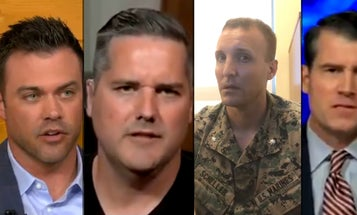At least four mid-level officers have publicly revolted against military leaders. What's going on?