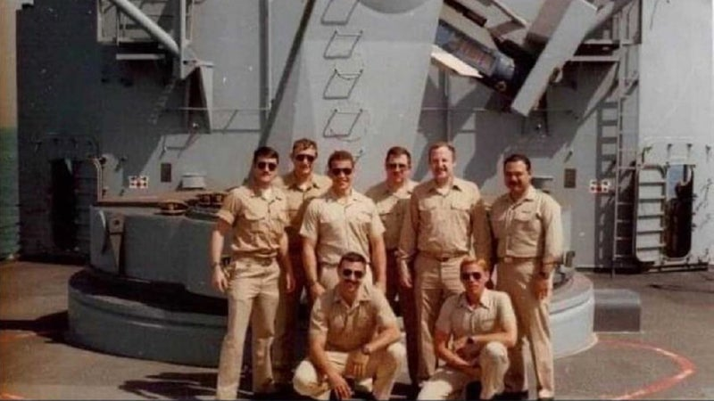 'Hold on to something!' — A moment that shifted the fate of the USS Samuel B. Roberts crew