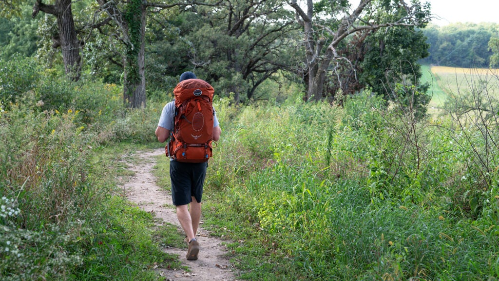 Review: the Osprey Atmos AG 65 backpack is everything military packs fail to be