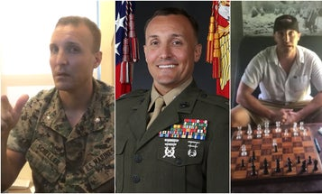 What we know about Lt. Col. Stuart Scheller, the Marine officer in the brig after publicly criticizing his commanders