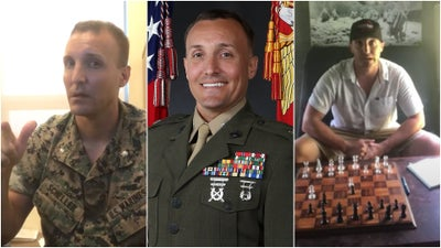 What we know about Lt. Col. Stuart Scheller, the Marine officer in the brig for publicly criticizing his commanders