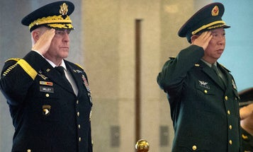 Milley defends call to 'very nervous' Chinese officials who feared a US attack was imminent