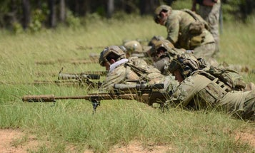 The Army has quietly started fielding its newest sniper rifle to these lucky soldiers