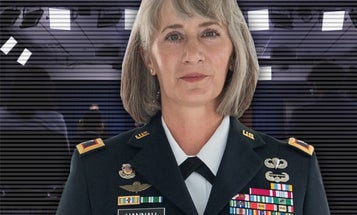 Inside the office of a one-star Army general that 100% of soldiers rated 'hostile'