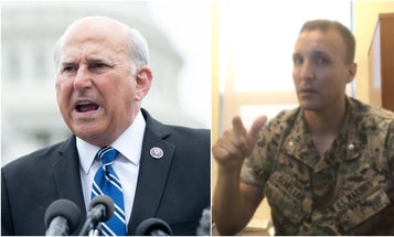 Dozens of lawmakers demand release of Marine lieutenant colonel from pretrial confinement