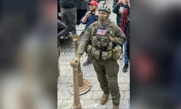 What we know about the retired Green Beret recently arrested over the Jan. 6 Capitol riot