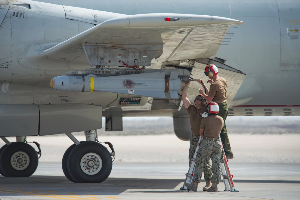 This Air Force commando called in 688,000 pounds of bombs in one battle