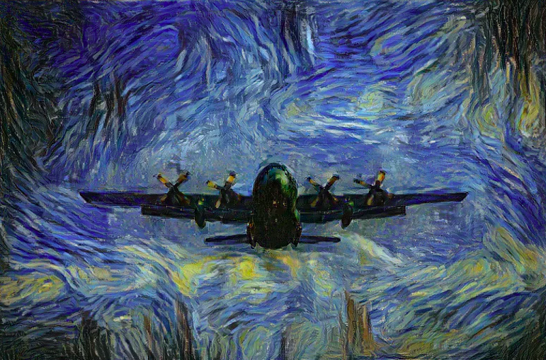 This is what Air Force aircraft would look like if they were works of art