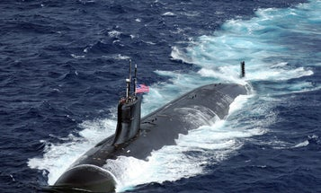 Sailors injured after nuclear submarine crashes into submerged object in the Pacific
