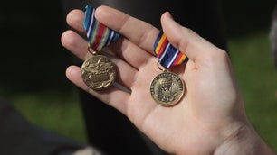 global war on terror medals GWOT