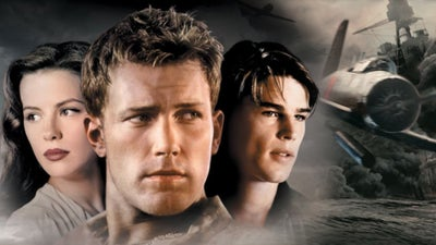 'Pearl Harbor' is actually a good movie and all you critics are just haters