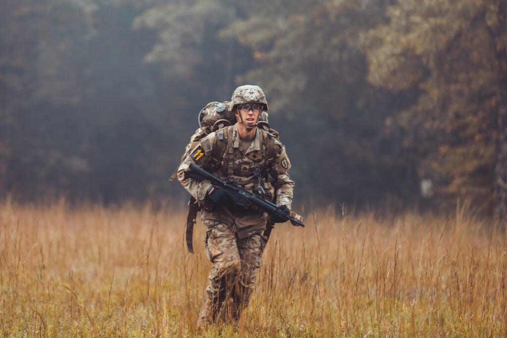 Meet the US Army's 2021 soldier and noncommissioned officer of the year